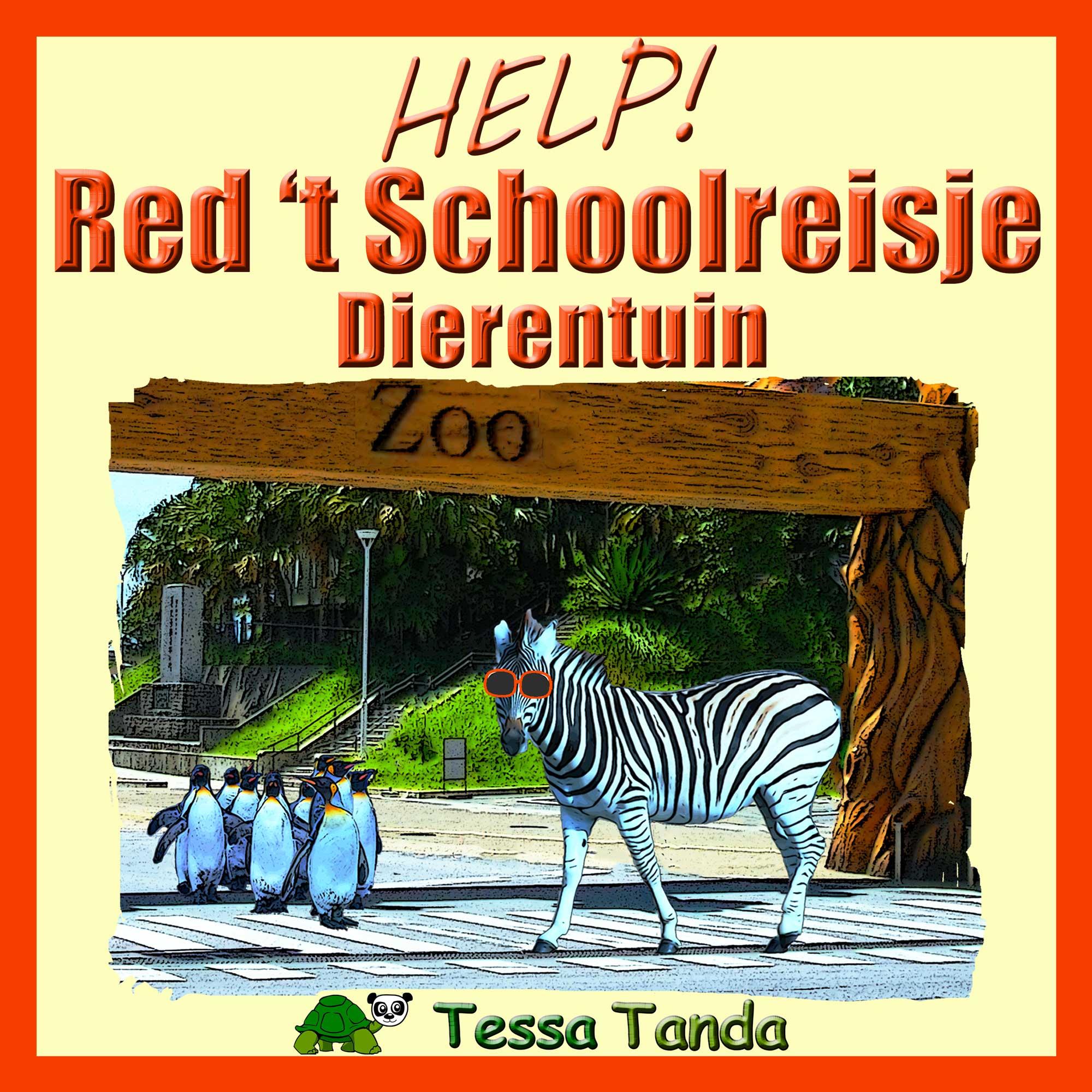 Help red het schoolreisje
