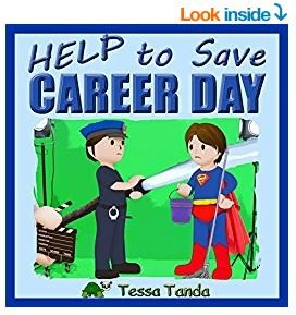 Picture book Help to Save career day